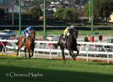 9809i.jpg (Tatts Cox Plate G.1 2040m - So You Think and More Joyous)