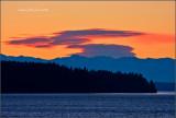 Cascades Sunset