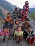 Children, Chaurikot