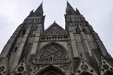 The Cathedral at Bayeux France