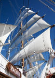 Under sail power -  a beautiful sight
