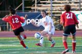 Girls Soccer over Central