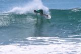 Figure 8 Island surfing, 8/22/09 - B