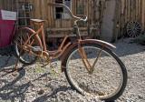 Hot Orange Bike