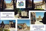 SPAIN-Santiago de Compostela