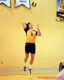 Queen's M&W Volleyball 2009-10