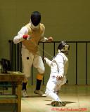 Queen's Fencing 2009-10