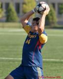 Queen's vs McGill M-Soccer 08-29-10