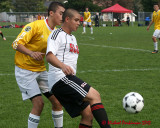St Lawrence College vs Durham M-Soccer 09-26-12