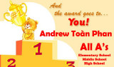2012 - Andy Phan's Awards