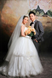 2009 - Adam and Jiaqi's Wedding Studio Pictures