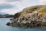 Lava-Insel im Breidafjördur