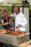 Bratwurst / fried sausage