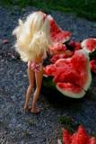 Barbie Gets Violent