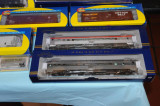 Raffle Prizes - Athearn Freight Cars and new Passenger Cars
