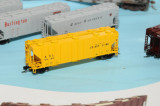 BLMA Announced N Scale PS-4000 Hoppers