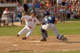 Out at the plate web - Cape Cod League