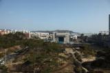 View from Hyundai Hotel
