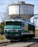 The CC6558 at Avignon depot.