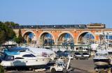 The BB25648 on the La Rague bridge.