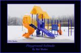 Playground Solitude
