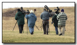 Members Of The Syracuse Camera Club & Beaver Lake Nature Center's Photo Group Out In The Field
