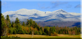 A Small View Of The Adirondack Park's High Peaks