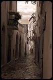A street to walk down
