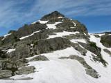 Wild Sky Wilderness - Gunn Peak