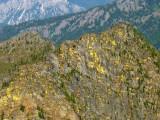 MONTANA - CABINET MOUNTAINS WILDERNESS - SNOWSHOE PEAK