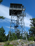 Cornell Butte Lookout