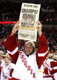 The Road to the 2006 Frozen Four in Milwaukee