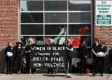 2008_05_03 Women in Black at Strathcona Market