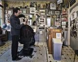 Hair Cut reflection
