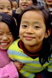 Children from Ping Shan Po