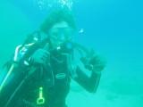 Tweed River dive January 2009