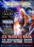 Doro 25 Years in Rock