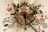 Entrance to the Omnia bar