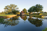 Watermill 'Oele', Twente, Holland