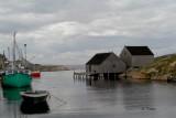 Common Scene of Peggy's Cove