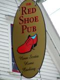 The Red Shoe  ` Cape Breton Island
