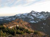 Gilbert Peak and Goat Rocks