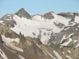 Ives Peak and Old Snowy Mtn