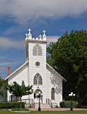 The Lutheran Church, Walburg, TX.