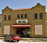 Future home of the Palace Theater. (under renovation), Brady, TX