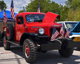 This looks to be a 1947 Dodge Power Wagon