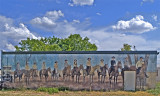 The Horsemen,   Cameron, TX