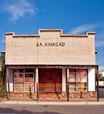 The JA Kinkead Building, Burnet, TX