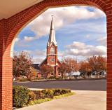 First Lutheran Church, Round Rock, TX