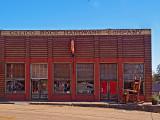 The venerable Calico Rock Hardware Store, Calico Rock, Arkansas